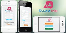 Contest Entry #6 for Design an App Mockup for RazzMe