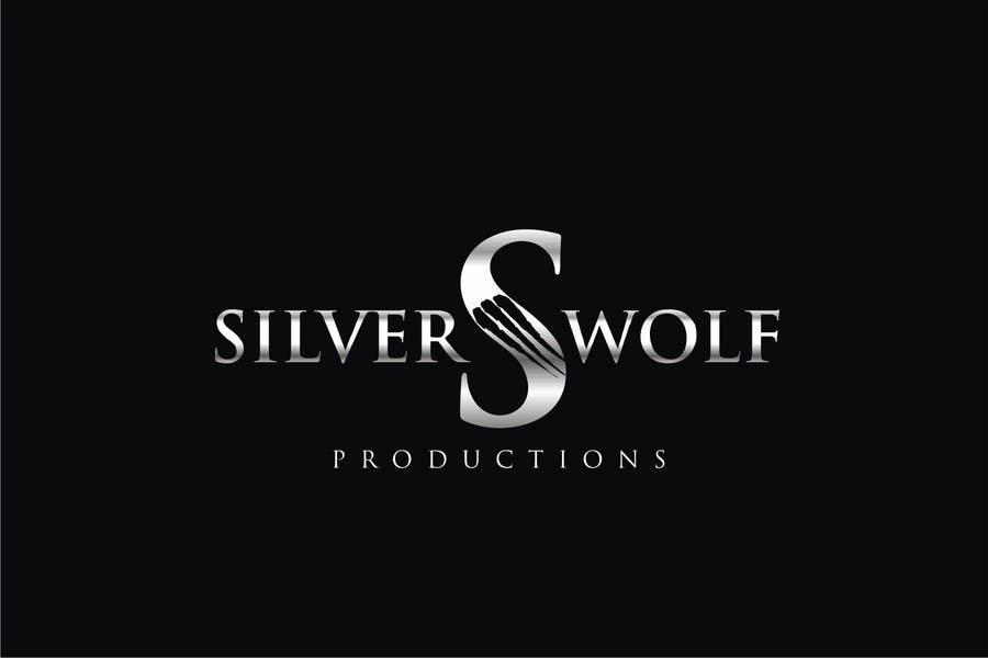 Penyertaan Peraduan #445 untuk Logo Design for Silver Wolf Productions