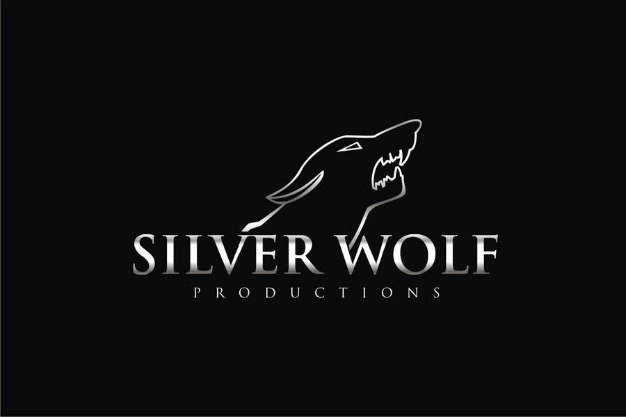 Penyertaan Peraduan #449 untuk Logo Design for Silver Wolf Productions