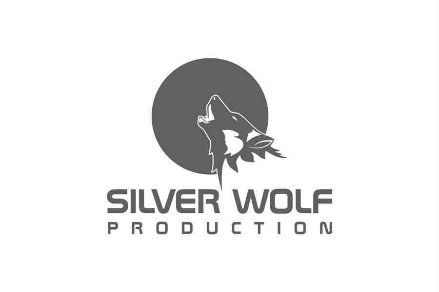Penyertaan Peraduan #459 untuk Logo Design for Silver Wolf Productions