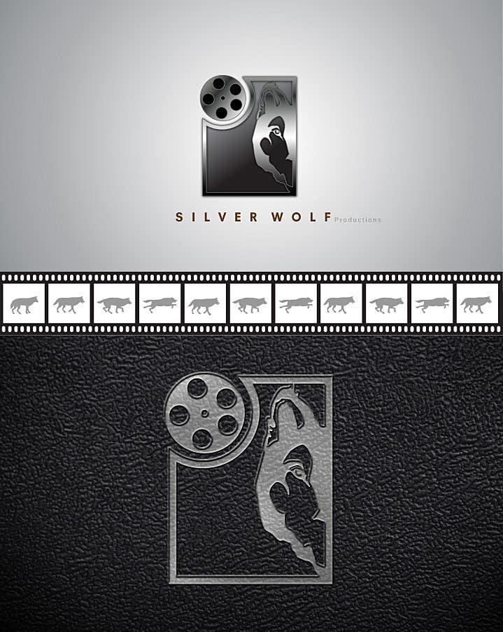 Inscrição nº 414 do Concurso para Logo Design for Silver Wolf Productions