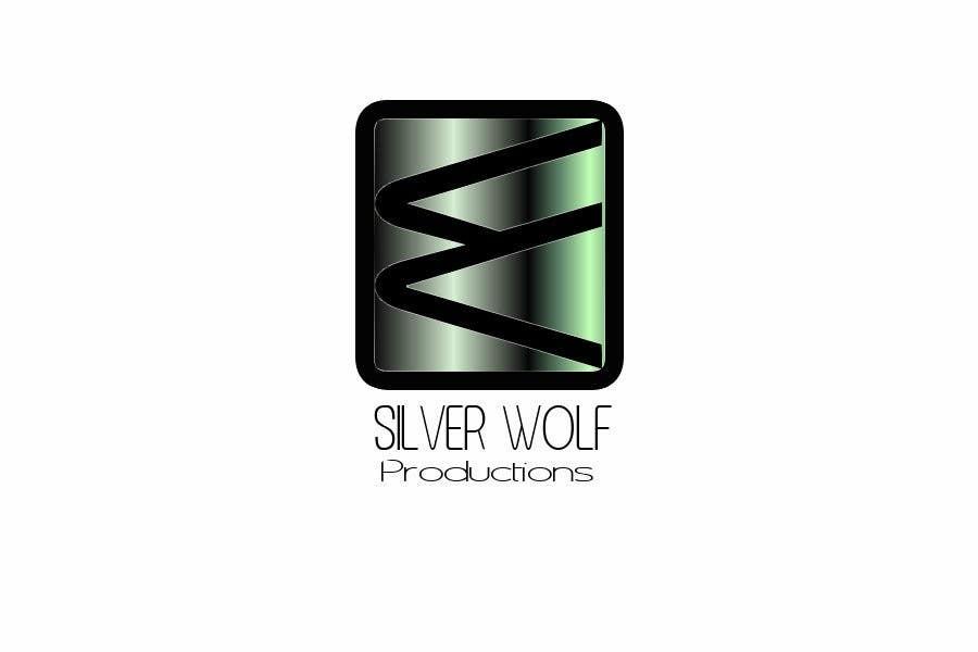 Penyertaan Peraduan #373 untuk Logo Design for Silver Wolf Productions