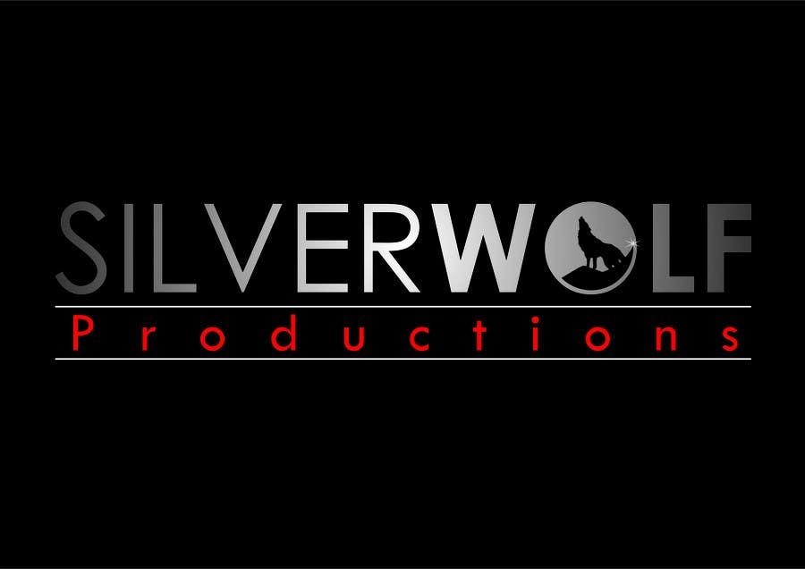Inscrição nº 97 do Concurso para Logo Design for Silver Wolf Productions