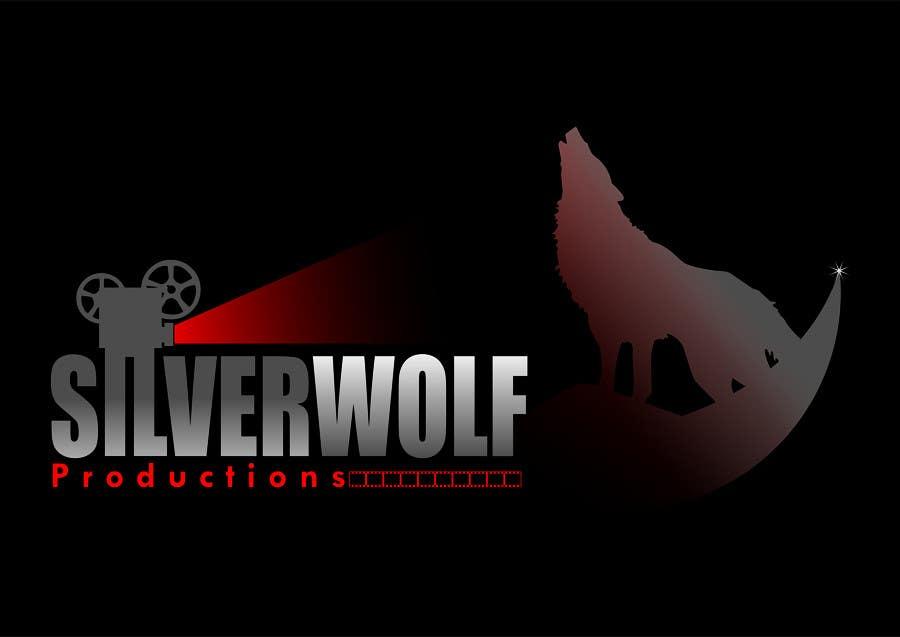Penyertaan Peraduan #116 untuk Logo Design for Silver Wolf Productions