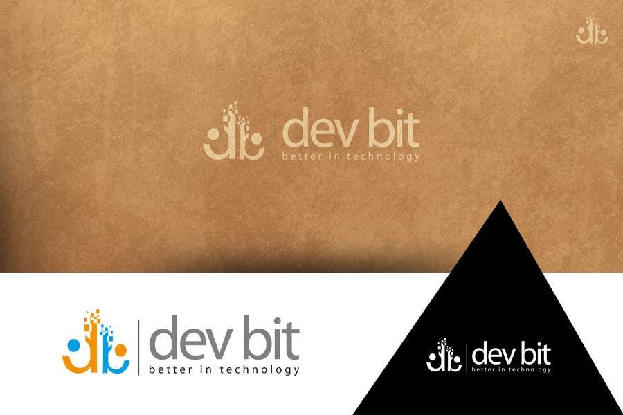 #82 for Design a logo for devBIT by vigneshsmart