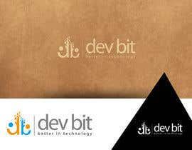 #82 for Design a logo for devBIT af vigneshsmart