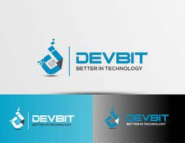 #68 for Design a logo for devBIT af texture605