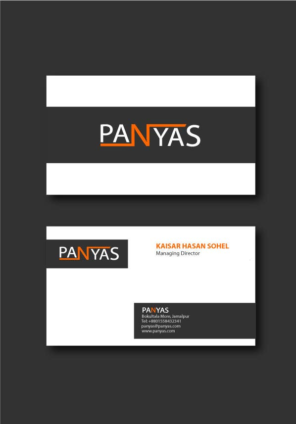 #52 for Design a logo and business card  for a new company by TaigarDesign
