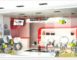 #10 cho 3D Interior Design For A Novelty Lifestyle & Gifts Retailer Shop bởi Bacvu
