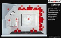 Contest Entry #15 for 3D Interior Design For A Novelty Lifestyle & Gifts Retailer Shop