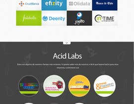 #31 para Develop a Corporate Identity for Acid Labs por SadunKodagoda