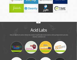 nº 47 pour Develop a Corporate Identity for Acid Labs par SadunKodagoda