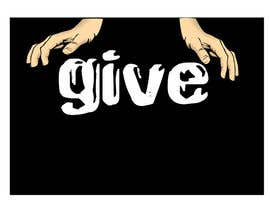 "#110 para Design a Logo for a charity website called "" give "" por simonad1"