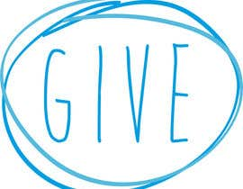 "#6 for Design a Logo for a charity website called "" give "" af ikadesign"
