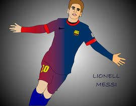 #9 for Illustrations of 30 famous footballers by vampyfree