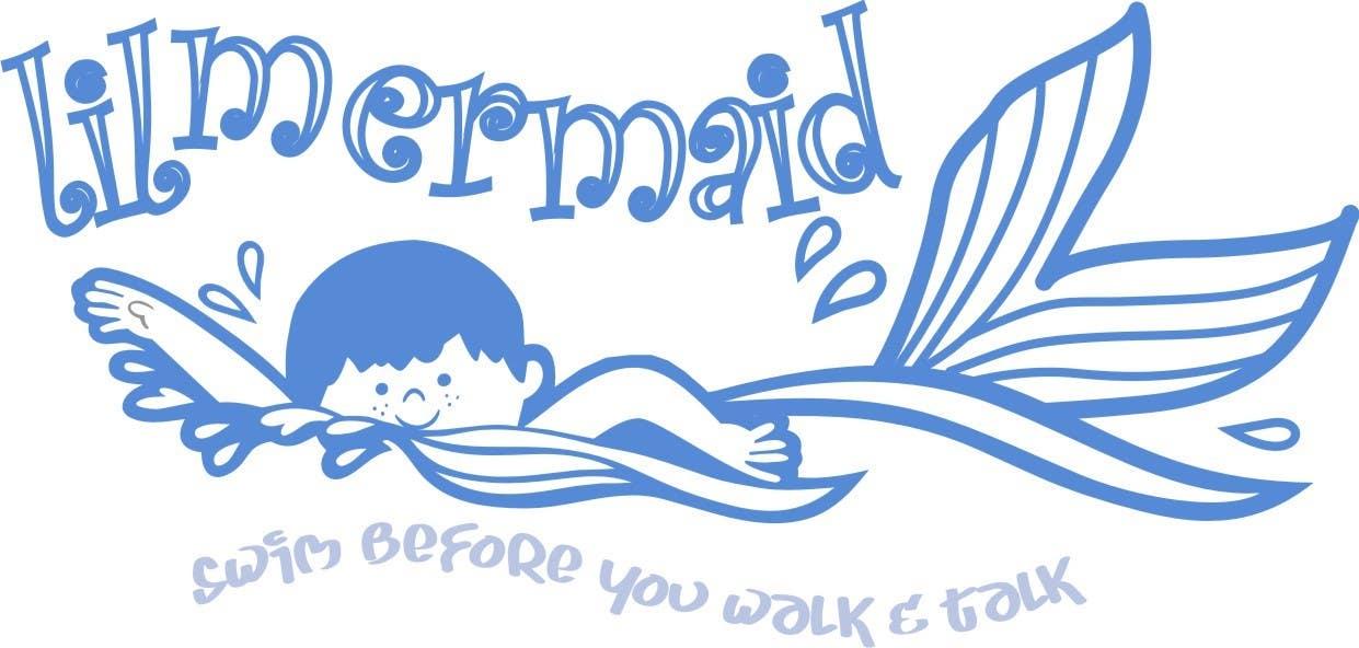 Kilpailutyö #27 kilpailussa Design a Logo for lil mermaid