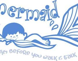 #27 para Design a Logo for lil mermaid por rubengrodriguez