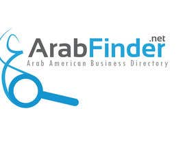 #147 untuk Design a Logo for Arab Finder a business directory site oleh SerMigo