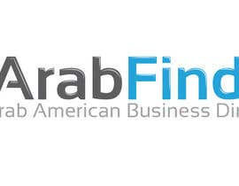 #161 untuk Design a Logo for Arab Finder a business directory site oleh SerMigo