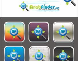 #152 untuk Design a Logo for Arab Finder a business directory site oleh quangarena