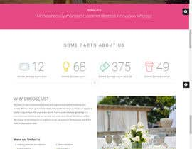 #7 para WEDDING WEBSITE de saeed61411