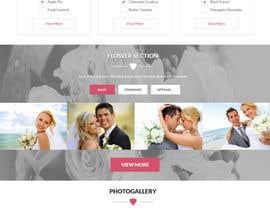 #10 para WEDDING WEBSITE de Aloknano