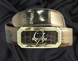 #90 para Design a logo to be used as a belt buckle de pkapil