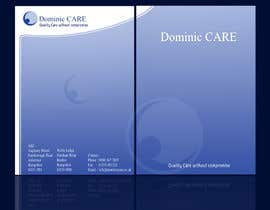 #6 для Stationery Design for Dominic Care Limited от musaidimpact