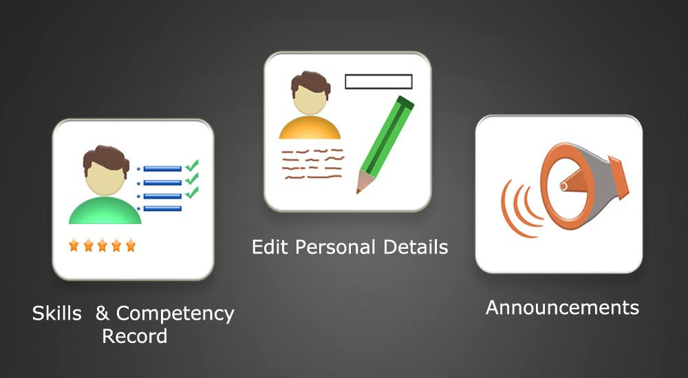 #30 for Redesign three web application GUI icons by vinkisoft