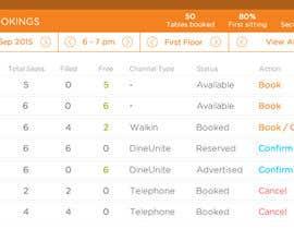 #39 for App design by tamildio