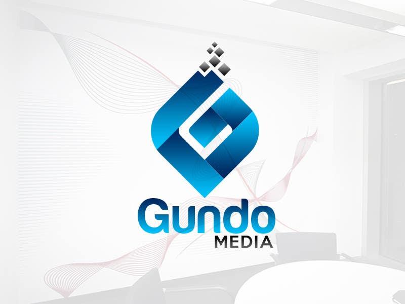 Penyertaan Peraduan #                                        20                                      untuk                                         Design a Logo for a media company
