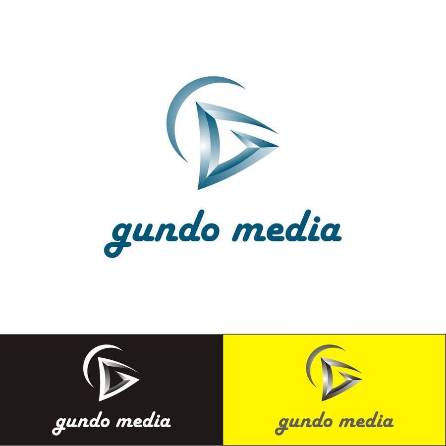 Penyertaan Peraduan #                                        27                                      untuk                                         Design a Logo for a media company