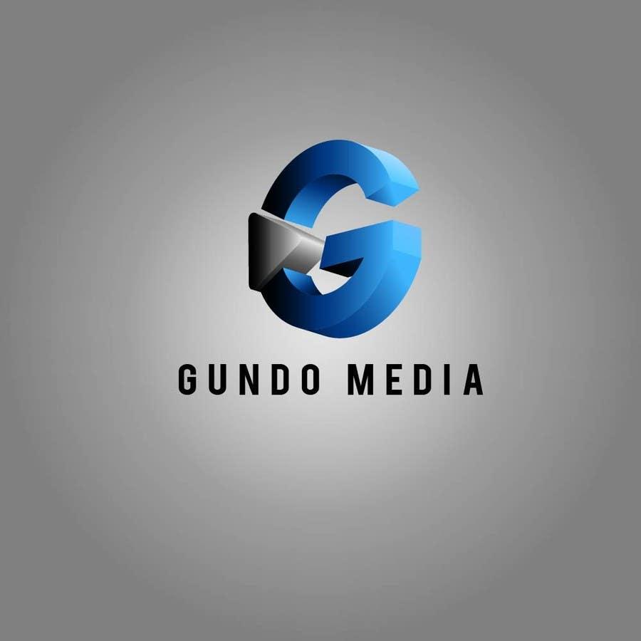 Penyertaan Peraduan #                                        11                                      untuk                                         Design a Logo for a media company