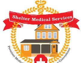 iskyle tarafından Design a Logo - Shelter Medical Services için no 8