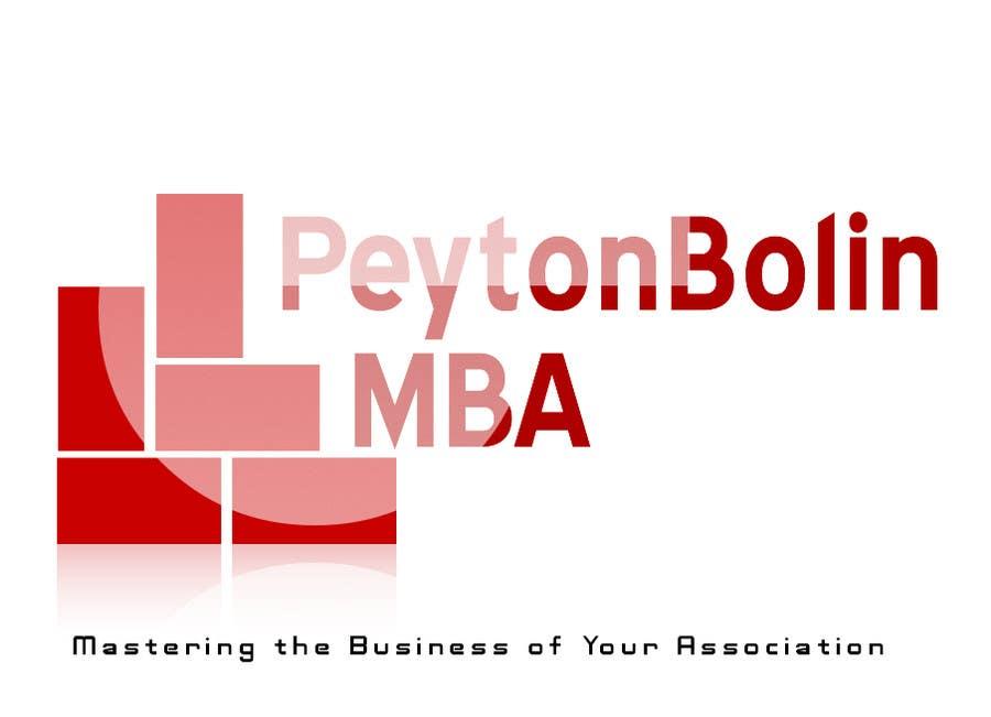 Penyertaan Peraduan #74 untuk PB MBA Logo