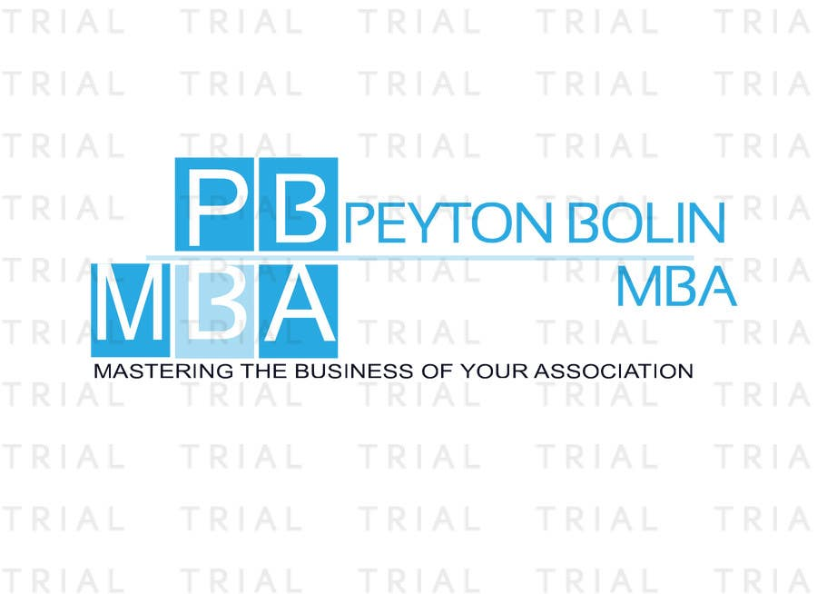 Contest Entry #20 for PB MBA Logo