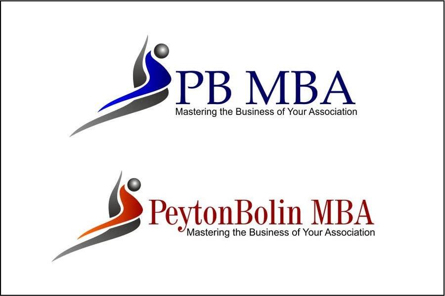 Proposition n°2 du concours PB MBA Logo