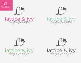 #229 for New Logo Design for lattice & ivy by winarto2012