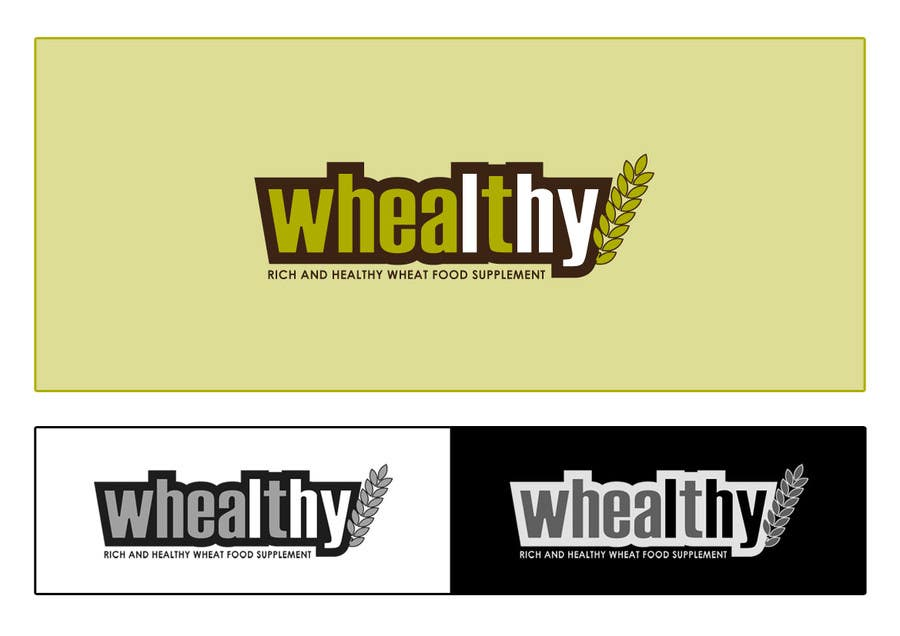 #67 for Develop a Brand and design a Logo for a healthy food startup by dondonhilvano