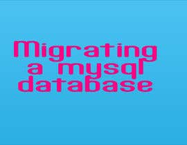 #14 cho Migrating a mysql database bởi sanart