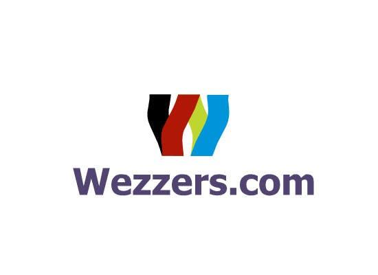Kilpailutyö #25 kilpailussa Design a Logo for wezzers.com