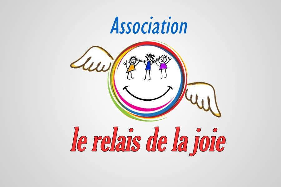 """Proposition n°26 du concours Concevez un logo pour l'association """"le relais de la joie"""""""