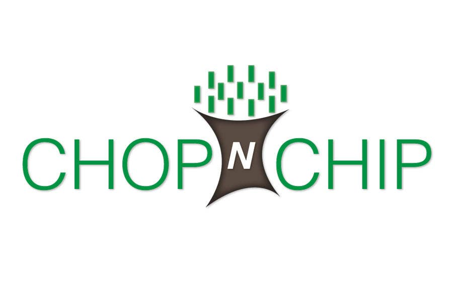 Konkurrenceindlæg #23 for Logo Design for YOUR LOCAL CHOP N CHIP