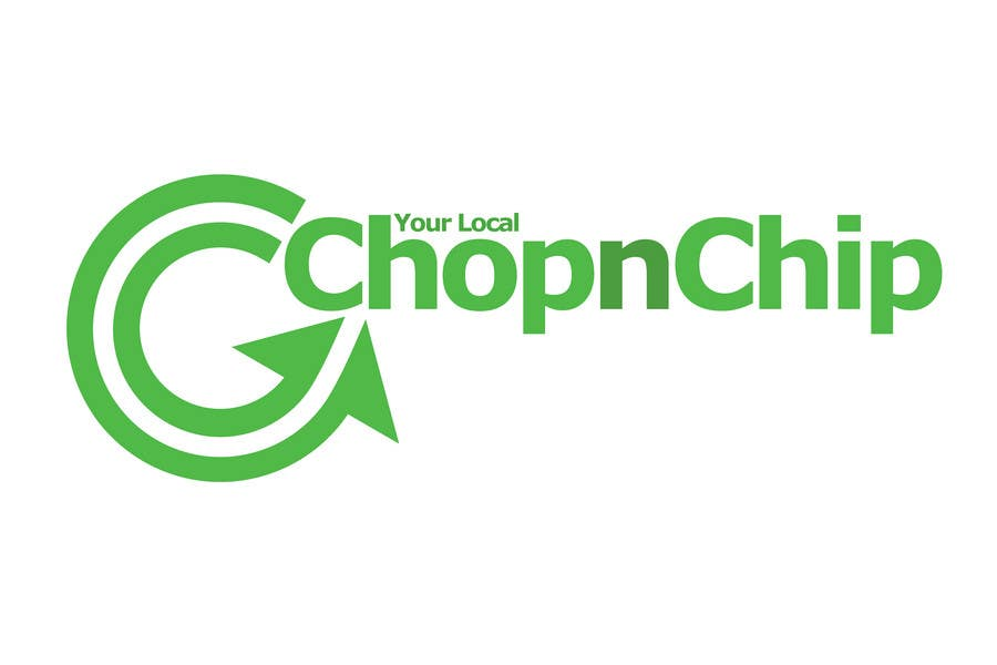 Konkurrenceindlæg #21 for Logo Design for YOUR LOCAL CHOP N CHIP