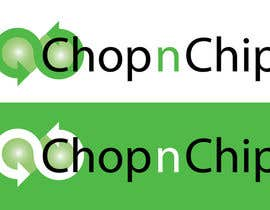 #18 untuk Logo Design for YOUR LOCAL CHOP N CHIP oleh stanbaker
