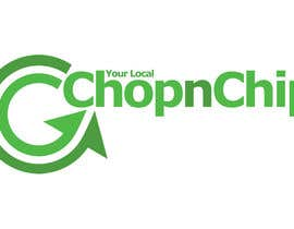 #22 pentru Logo Design for YOUR LOCAL CHOP N CHIP de către stanbaker