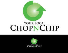 #17 dla Logo Design for YOUR LOCAL CHOP N CHIP przez stanbaker