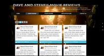 Bài tham dự #20 về Graphic Design cho cuộc thi Build a Wordpress Website for Movie Reviews