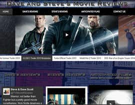 echobravo tarafından Build a Wordpress Website for Movie Reviews için no 27