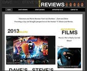 #43 for Build a Wordpress Website for Movie Reviews by echobravo